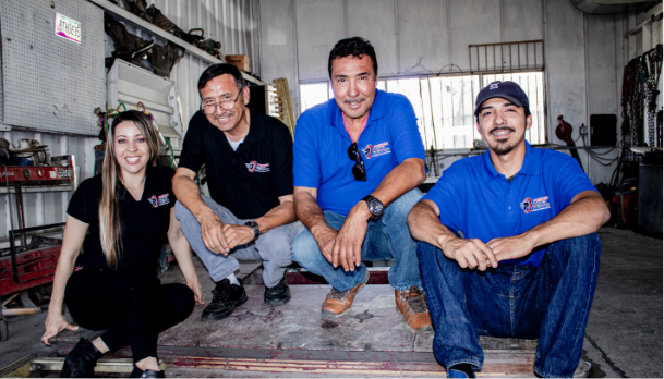 auto repair Perez Family