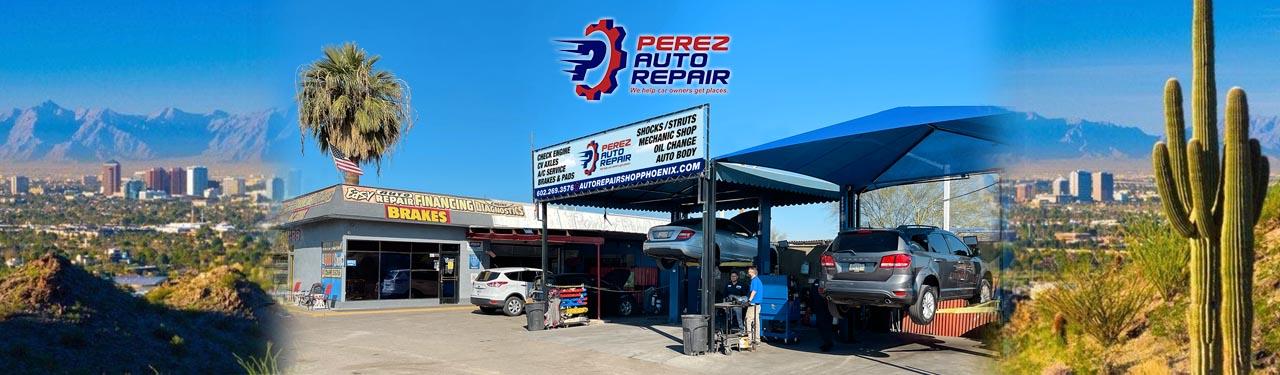 Phoenix Auto Repair